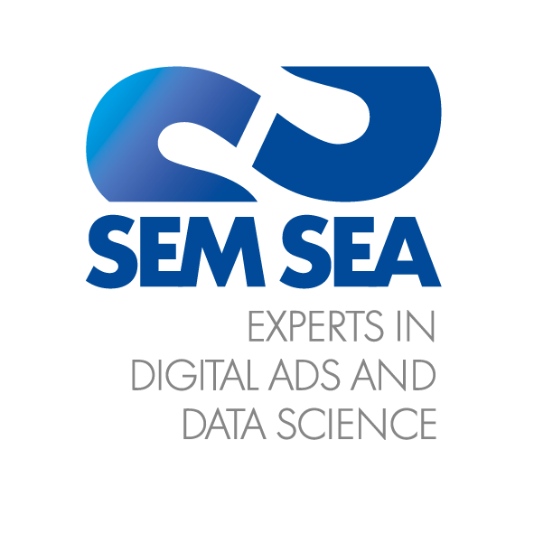 SEMSEA Logo - Experts in Digital Ads and Data Science