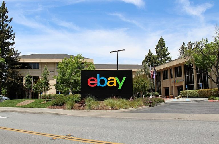 Quelle: https://commons.wikimedia.org/wiki/File:EBay_headquarters_2018.jpg