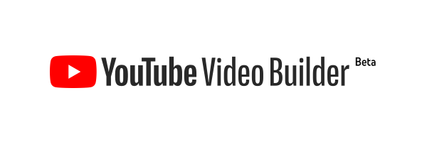 YouTube Video Builder Beta Logo